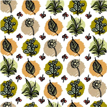 forties flora