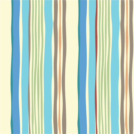 star/sweet pea stripe