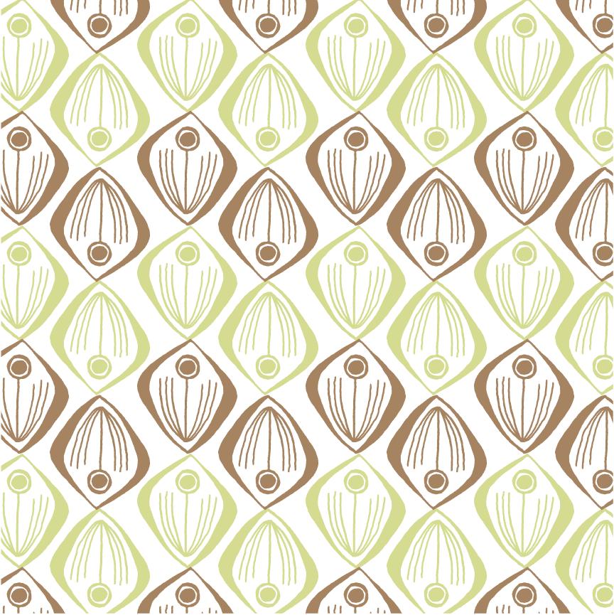50 Modern Wallpaper Pattern: Pattern Of The Day
